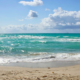 oceaan bij oceaanadem